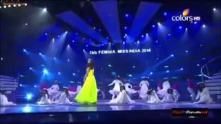 getlinkyoutube.com-Shraddha Kapoor Performance dance    FBB Femina Miss India 2014 HD