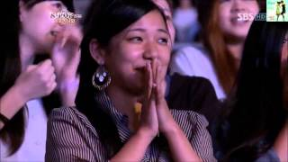 getlinkyoutube.com-Teen Top (Crazy - Perfect Man) vs MBLAQ (It's war - Hip Song)
