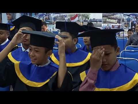 Wisuda SD Muhammadiyah 1 Sedati