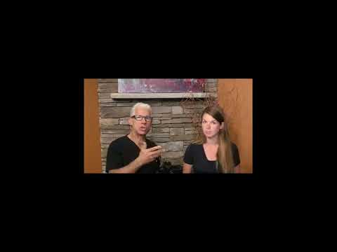 Dr. Kiltz and Lisa Stack