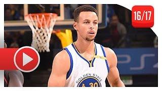 getlinkyoutube.com-Stephen Curry Full Highlights vs Rockets (2016.12.01) - 28 Pts, 5 Ast