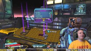 getlinkyoutube.com-Borderlands The Pre-Sequel Opening The Golden Chest! SHiFT Code Machine!