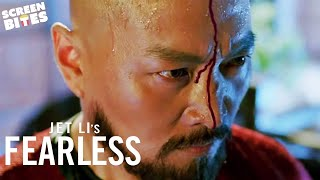 Jet Li's Fearless - Sword fight scene OFFICIAL HD VIDEO