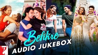 getlinkyoutube.com-Befikre Audio Jukebox | Full Songs | Ranveer Singh | Vaani Kapoor | Vishal and Shekhar