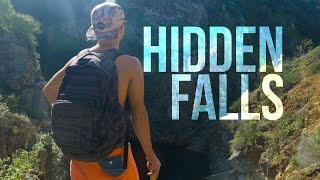 getlinkyoutube.com-Hidden Falls Cliff Jumping + Surfing   San Diego, CA   Land or Water