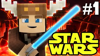 getlinkyoutube.com-Minecraft STAR WARS - THE FORCE AWAKENS! #1 (Minecraft Roleplay)
