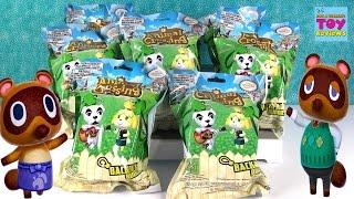 getlinkyoutube.com-Animal Crossing Nintendo Backpack Buddies Blind Bag Opening   PSToyReviews