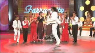 Farruquitos dancing Bulerias