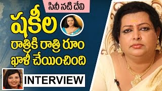 Actress Devi (Sajani) about Malayalam Actress Shakeela || Telugu Popular TV
