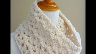 getlinkyoutube.com-Episode 106: How To Crochet the Meringue Cowl
