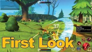 getlinkyoutube.com-Adventure Quest 3D Gameplay First Look - MMOs.com