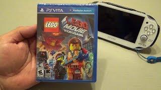 getlinkyoutube.com-PSVita: The Lego Movie Game Hands On