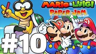 getlinkyoutube.com-MARIO & LUIGI PAPER JAM BROS Episode 10 FR Nintendo 3DS & 2DS