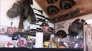 getlinkyoutube.com-Benjamin Trail Nitro Piston 2 Hunting Set Up - Setting Up my airgun for Hunting