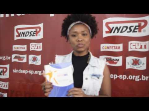 Laudiceia Reis, agente de endemias, fala sobre o prêmio InovaSUS