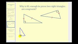 getlinkyoutube.com-Hypotenuse - Leg Congruence Theorem