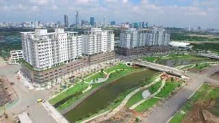 [Tháng 6 - 2016] Tiến độ dự án khu đô thị Sala