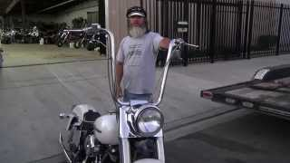 getlinkyoutube.com-Hunting Harley's, 1977 FLH California Custom