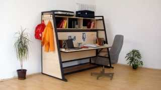 getlinkyoutube.com-Kresto - Bed & Desk