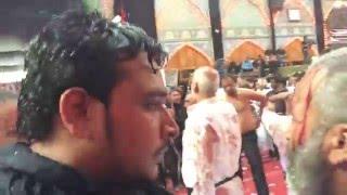 getlinkyoutube.com-QAMA ZANI IN ROUZA E IMAM HUSSAIN (A.S.) IN KARBALA 2015