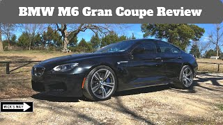 BMW M6 Gran Coupe Review | It's an Optical Illusion
