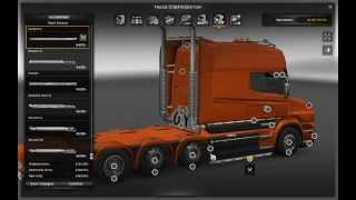getlinkyoutube.com-Euro Truck Simulator 2/ets2  v1.19