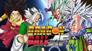 getlinkyoutube.com-DBZB3: Dragon Ball AF (Mod Showcase)
