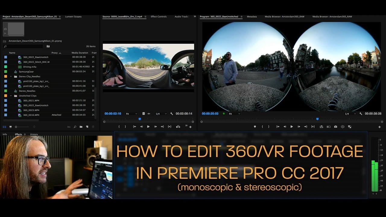 360 - Editing