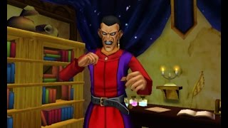 getlinkyoutube.com-3DS DQ8 ドラゴンクエストVIII ドルマゲスの過去 (新ストーリー)