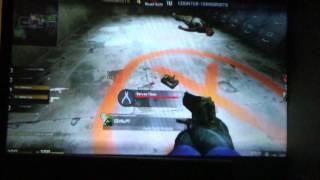 getlinkyoutube.com-GM60 LED Projector: CS:GO on 3M screen!