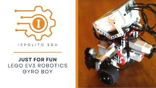 getlinkyoutube.com-LEGO EV3 Mindstorms Gyro Boy
