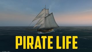 getlinkyoutube.com-Naval Action - Pirate Life!