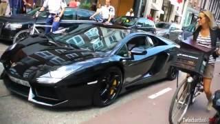 getlinkyoutube.com-Badr Hari à Lamborghini.flv