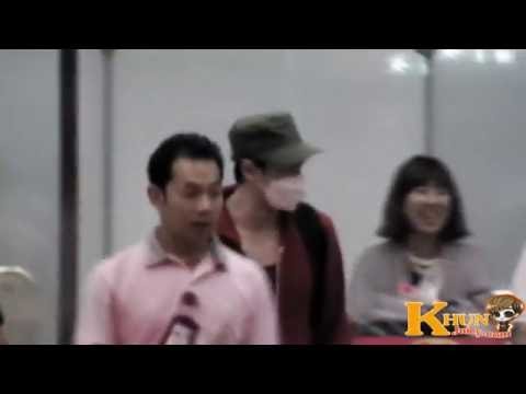 (fancam) 120516 Nichkhun at airport