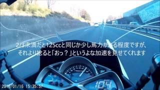 getlinkyoutube.com-マジェスティS高速道路参考動画