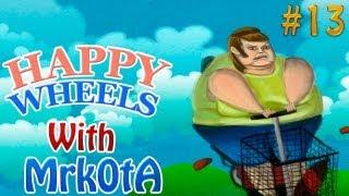 getlinkyoutube.com-HappyWheels #13: Упоротый смех!