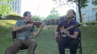 getlinkyoutube.com-Ben Powell & Denis Chang - Gary (Stephane Grappelli Tribute)