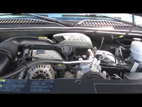 Расположение в GMC Sierra опор двигателя