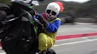 getlinkyoutube.com-Mulholland RIders 1/17 - Super Duke 1290 - Harleys - Dancing