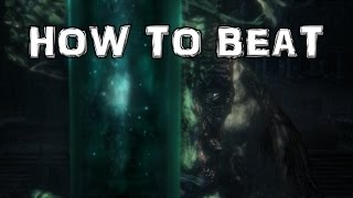 getlinkyoutube.com-Bloodborne The Old Hunters DLC -  How to Beat Ludwig the Accursed BOSS