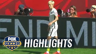 Best of the USWNT in two minutes - 2015 FIFA Women's World Cup Highlights width=