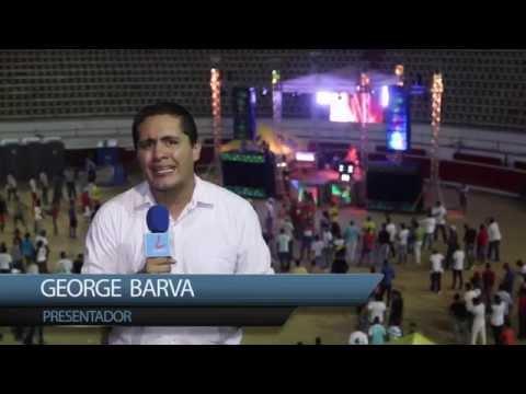 La Rumba Revolution Champetua del Rey de Rocha con George Barva y El Magazin