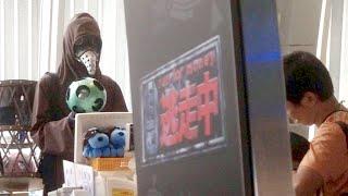 getlinkyoutube.com-[潜入動画] 逃走中・戦闘中 アンドロイドテストセンター2014