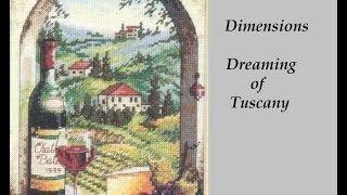 getlinkyoutube.com-Завершение процесса//Dimensions Dreaming of Tuscany