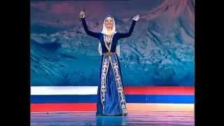 getlinkyoutube.com-Chechen Singer Heda Hamzatova  Sings in Armenian - Hye Kajer