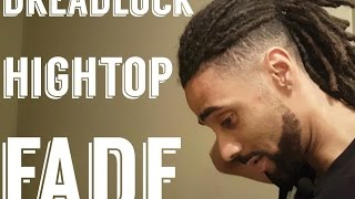 getlinkyoutube.com-Dreadlock Journey: High Top Fade
