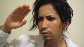 getlinkyoutube.com-パイレーツメイク方法(化粧)Pirate Makeup Tutorial