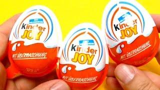 getlinkyoutube.com-Angry Birds - Kinder Joy Surprise Eggs Special Edition