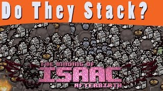 getlinkyoutube.com-The Binding of Isaac Mythbusters | Do They Stack?