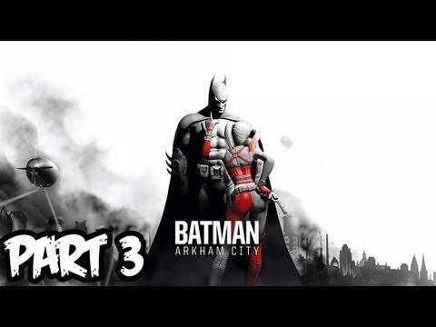 Batman Arkham City Walkthrough Part 3 HD - GIVEAWAY!! - Hello Harley! (Xbox 360/PS3/PC Gameplay)